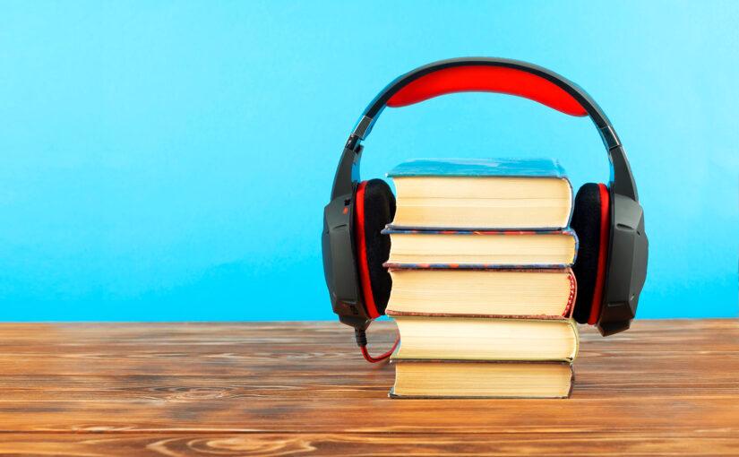 Créer une bibliothèque de livres audios
