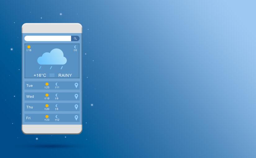 Utiliser les outils numériques pour observer la météo